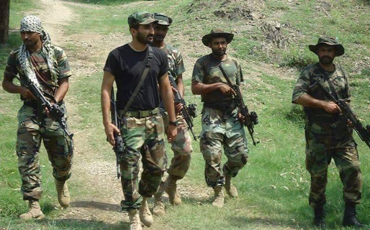 Pakistan Army SSG Commados Photos