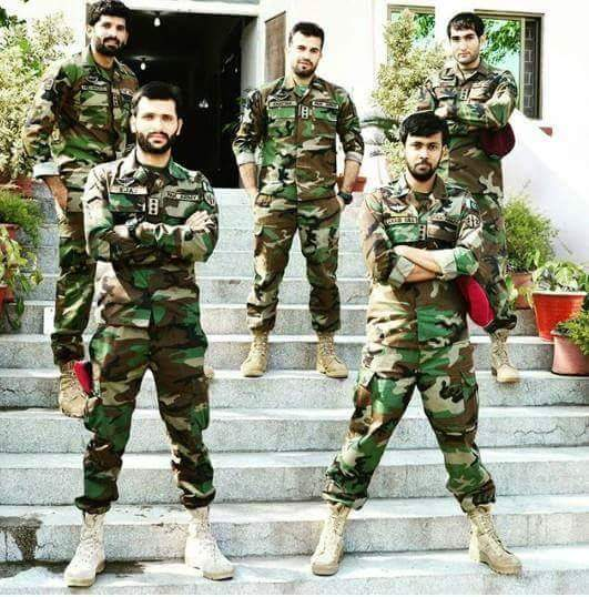 Ssg Commandos Photos Pakistan Army Islam
